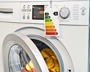 Energie sparen beim Waschen